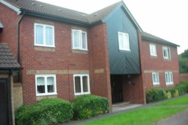 Thumbnail Flat to rent in Rodeheath, Leagrave, Luton