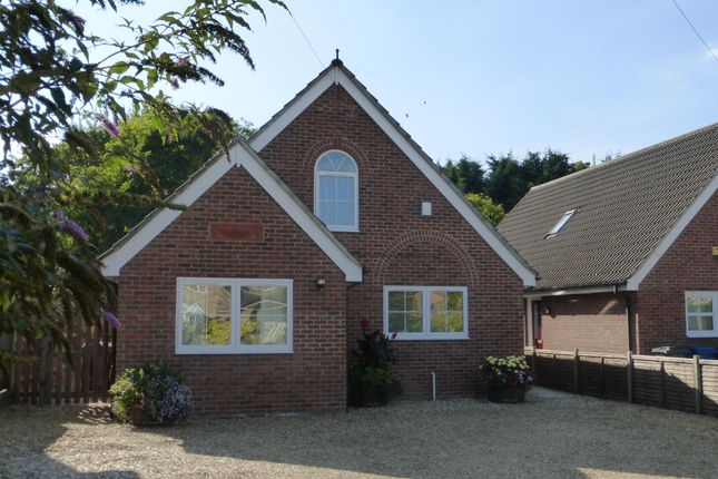 Thumbnail Detached house to rent in Aspal Lane, Beck Row, Bury St. Edmunds