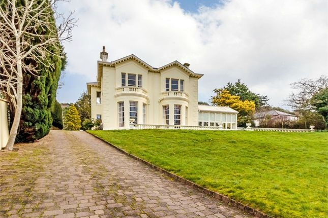 Thumbnail Detached house for sale in Middle Warberry Road, Torquay, Devon