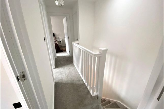 Upstairs Hallway of Rae Place, Coleshill Road, Nuneaton, Warwickshire CV10
