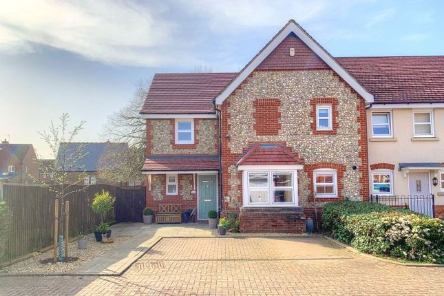 Thumbnail Semi-detached house for sale in School Close, Downley, High Wycombe, Buckinghamshire