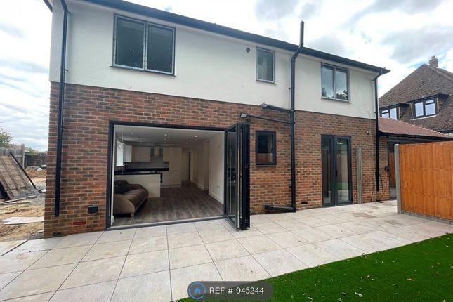 Thumbnail Flat to rent in Warham Road, South Croydon