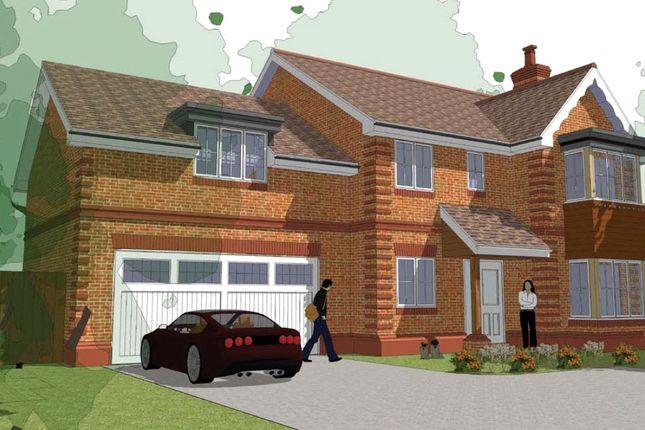 Thumbnail Detached house for sale in Lovel Road, Winkfield, Windsor, Berkshire