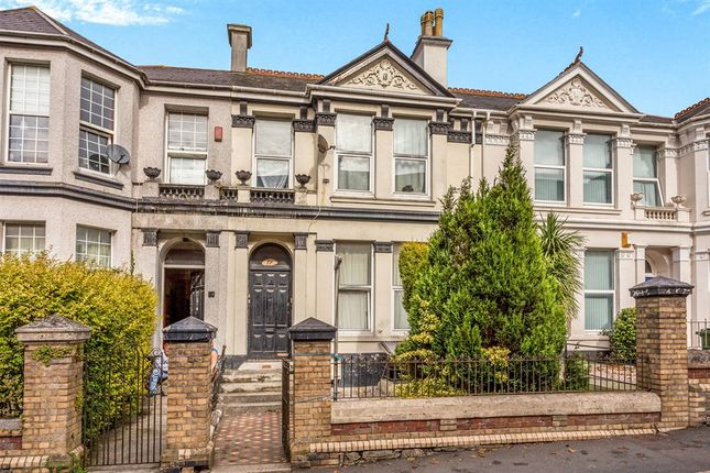 Thumbnail Terraced house for sale in Queens Road, Lipson, Plymouth