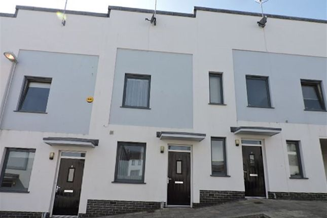 Thumbnail Terraced house to rent in Michael Foot Avenue, Plymouth, Devon