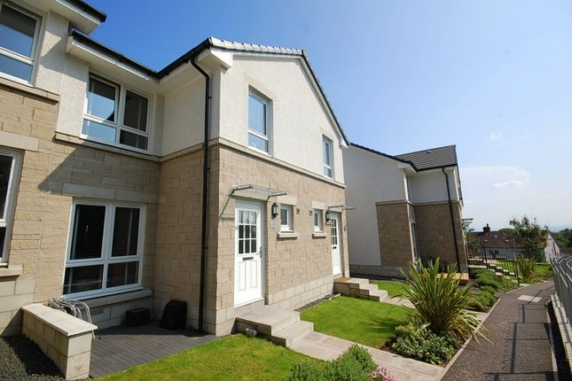 Thumbnail Terraced house for sale in Faifley Road, Faifley, West Dunbartonshire