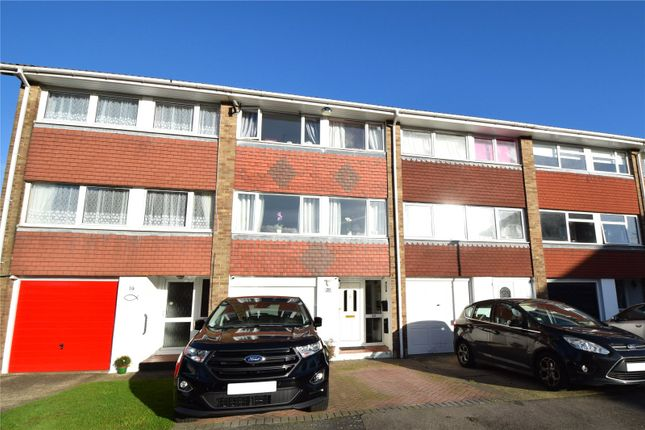 3 bed town house for sale in Lila Place, Swanley, Kent BR8