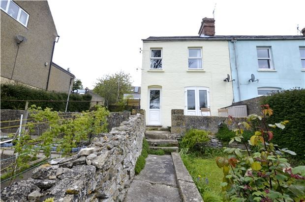 2 bed end terrace house for sale in Belle Vue Terrace, Chalford Hill, Stroud, Gloucestershire