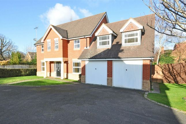 Thumbnail Detached house to rent in Grace Gardens, Cheltenham, Gloucestershire