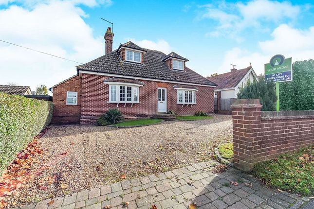 Thumbnail Detached house to rent in Linton Road, Loose, Maidstone
