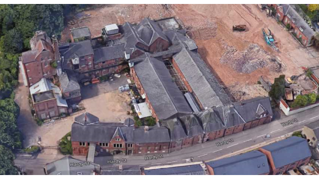 2 bedroom flat for sale in The Maltings, The Brewery Yard, Kimberley, Nottingham