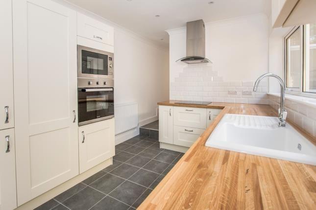 Kitchen of St. Andrews Terrace, Crabble Avenue, Dover, Kent CT17