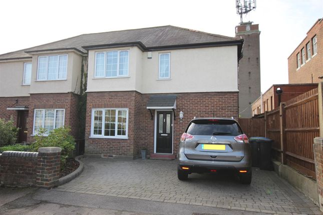 Thumbnail Semi-detached house for sale in Holtwhites Hill, Enfield