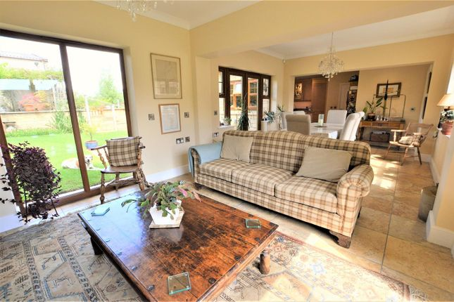 Family Room of Stoney Glen, Carlby, Stamford PE9