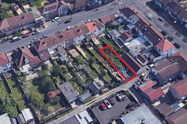 Thumbnail Land for sale in Toronto Road, Horfield, Bristol