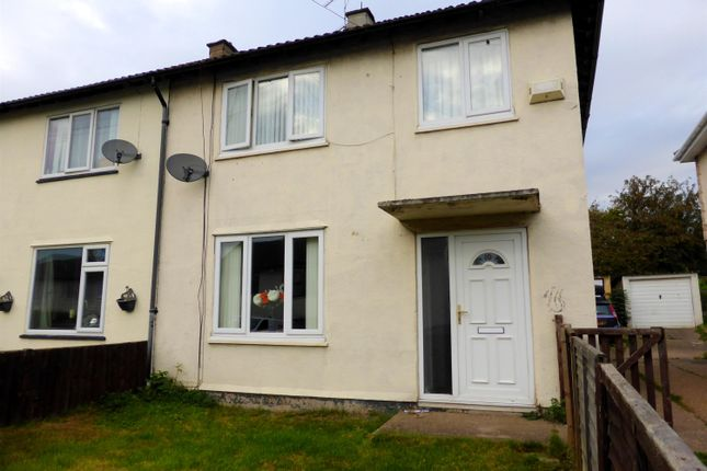 Thumbnail Semi-detached house to rent in Maori Avenue, Bolton-Upon-Dearne, Rotherham