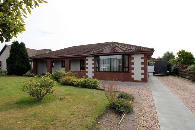 Thumbnail Detached bungalow for sale in Riverpark, Nairn