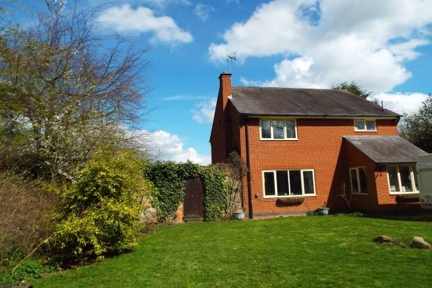Thumbnail Detached house to rent in Main Street, Swithland, Loughborough