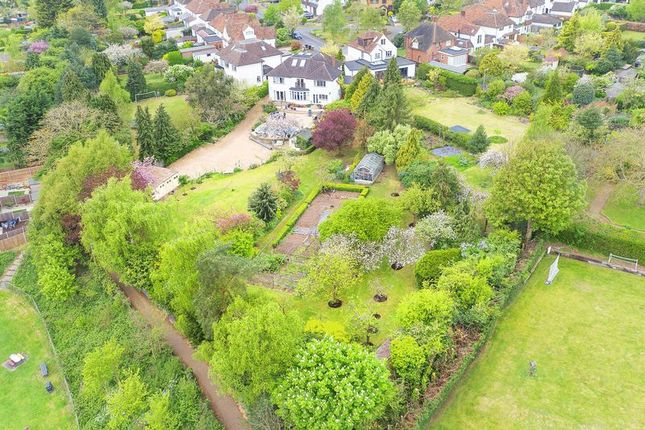 Thumbnail Detached house for sale in Fordwich Rise, Hertford