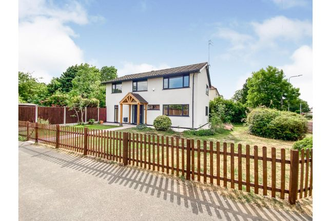 Thumbnail Detached house for sale in Windsor Gardens, Wolverhampton