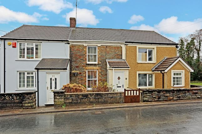 Thumbnail Terraced house for sale in Heol Y Ffynnon, Efail Isaf, Pontypridd