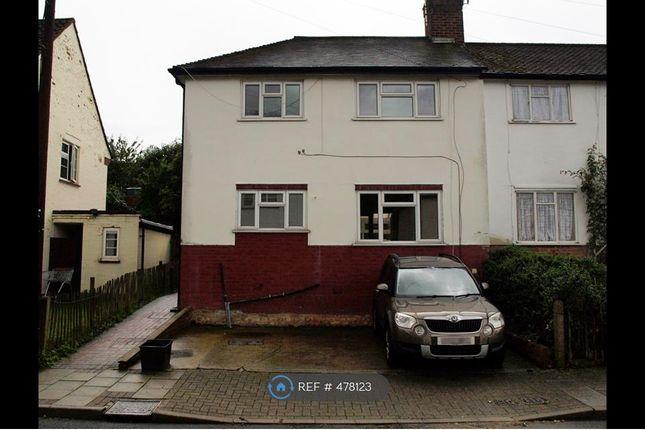 Thumbnail Semi-detached house to rent in Victoria Road, Chislehurst