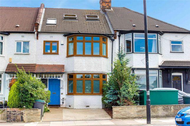 Thumbnail Terraced house for sale in Albert Road, Alexandra Park, London, Greater London