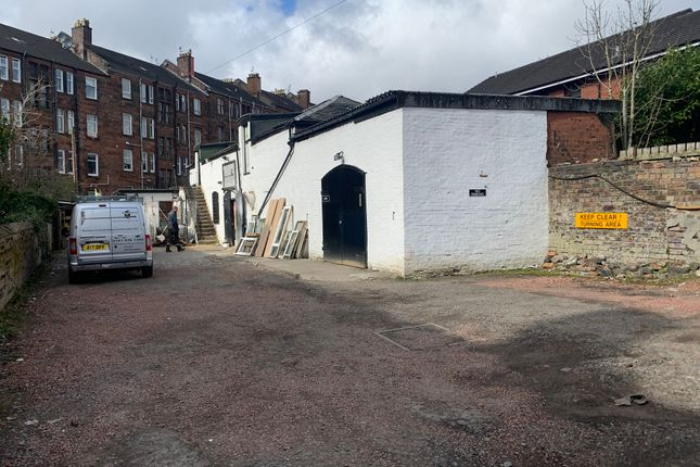 Thumbnail Light industrial for sale in Queen Margaret Drive, Glasgow