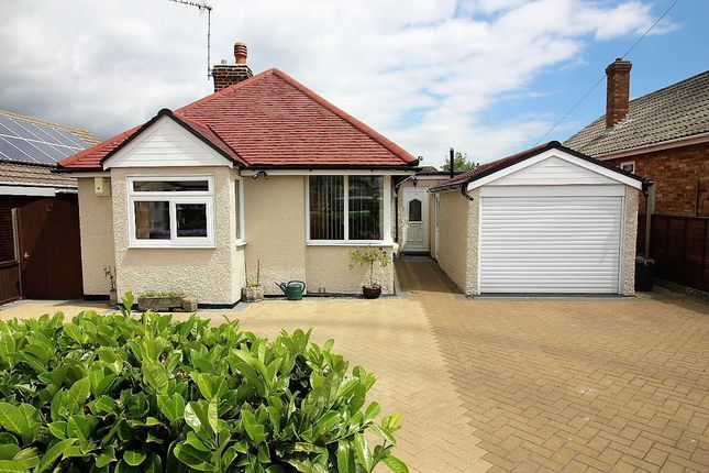 Thumbnail Detached bungalow for sale in Nansen Road, Holland On Sea, Clacton On Sea