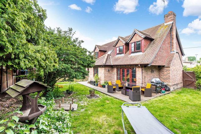 Thumbnail Detached house for sale in Watmore Lane, Winnersh