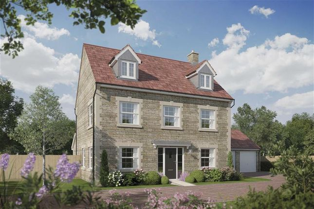 Thumbnail Detached house for sale in Fern Hill Gardens, Faringdon, Oxfordshire