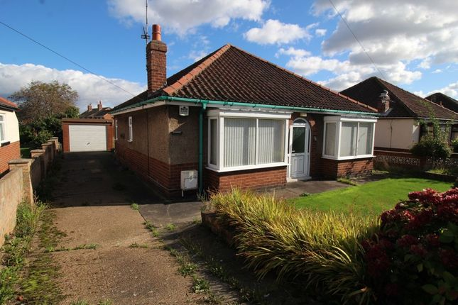 3 bed bungalow for sale in Southfield Road, Thorne, Doncaster
