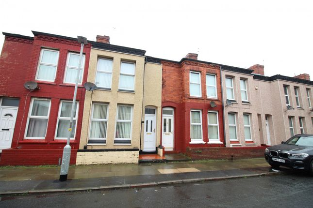 Thumbnail Property to rent in Hemans Street, Bootle