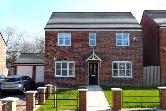4 bed detached house for sale in Flint Road, Sunderland