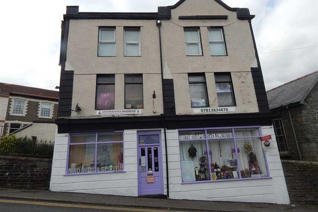 Thumbnail Flat to rent in Dunraven Chambers (Flat), Ebenezer Rd, Tonypandy