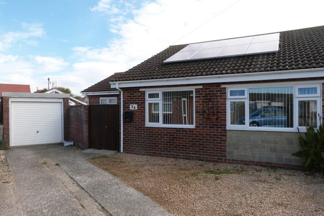 Thumbnail Semi-detached bungalow for sale in Wheatfield Road, Selsey, Chichester