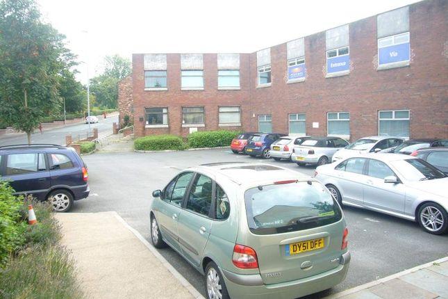 Office to let in Groundworks Enterprise Centre, Albany Works, Moorland Road, Burslem, Stoke-On-Trent, Staffordshire