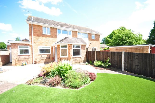 Thumbnail 3 bed semi-detached house to rent in Blendon Road, Maidstone