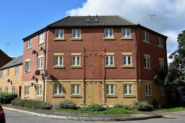Thumbnail Flat for sale in Chapman Road, Wellingborough