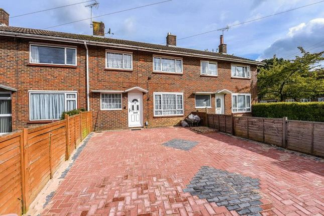Thumbnail Terraced house for sale in Gainsborough Road, Tilgate, Crawley