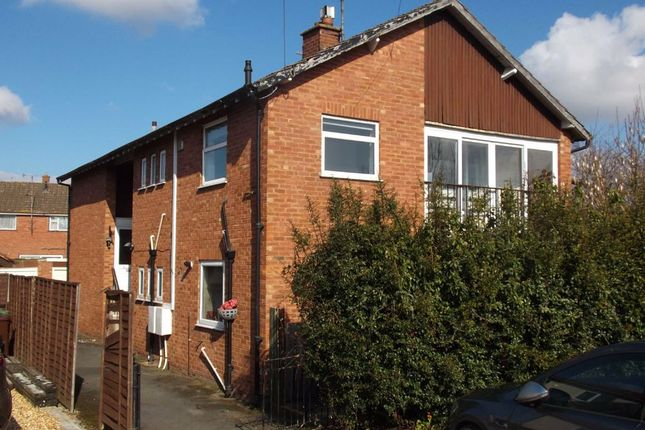 Flat to rent in Mount Crescent, Hereford