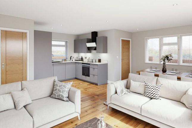 Thumbnail Semi-detached house for sale in Plot 2, Aston Mead, Windsor