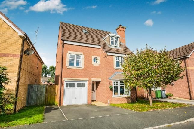 5 bedroom detached house for sale in Glamis Close, Prenton, Merseyside