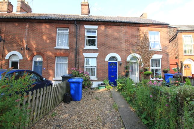 Thumbnail Terraced house to rent in Old Palace Road, Norwich