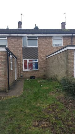 Thumbnail Terraced house to rent in Worcester Road, Hatfield