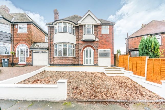 Thumbnail Detached house for sale in Kilmorie Road, Acocks Green, Birmingham