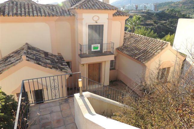 Front Entrance of Los Arqueros, Costa Del Sol, Andalusia, Spain