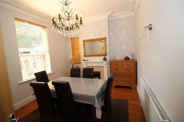 Dining Room of Leopold Street, Derby DE1