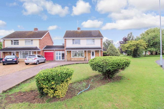 Thumbnail Detached house for sale in Atherstone Avenue, Netherton, Peterborough