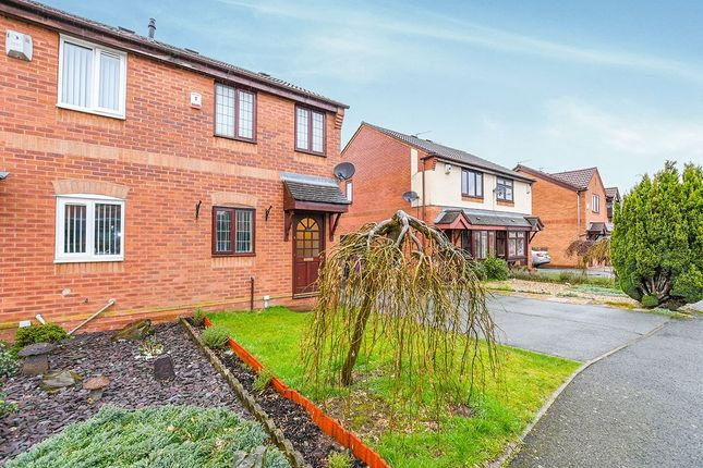 2 bed semi-detached house to rent in Coulport Close, Dovecot, Liverpool